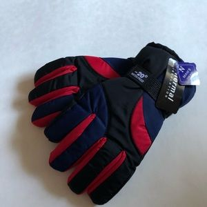 Other - NWT Men's gloves -20 degrees waterproof thermal